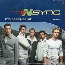 "*NSYNC ""IT'S GONNA BE ME"" ULTRA RARE PROMOTIONAL CD SINGLE / JUSTIN TIMBERLAKE"