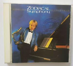 RICHARD CLAYDERMAN 1988 ╚ RARE CD EMI ╚  ZODIACAL SYMPHONY