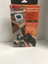 New listing iChef Et 737 Wireless Bluetooth Remote Food Thermometer