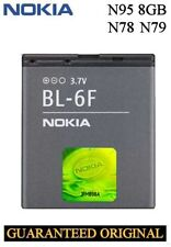 ORIGINAL ERSATZ AKKU NOKIA N95 8GB, N78, N79 BL-6F BATTERIE