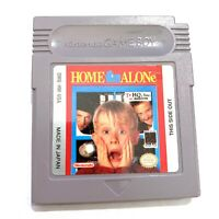 Home Alone ORIGINAL Nintendo Game Boy GAME Tested Working AUTHENTIC!
