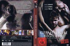 """""""Gefährliche Begierde Alles ist erlaubt"""" Hocherotisch! D. Trejo! Neue FSK-18-DVD"""