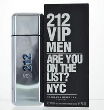 Carolina  Herrera 212 VIP Men For Men Eau De Toilette 3.4 OZ 100 ML Spray
