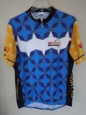 Voler Euc Ms 150 Bike Tour Half Zip Cycling Bike Jersey Shirt Men Xl Jersey 2003