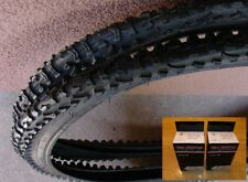 2 New Vee Rubber MTB Mountain Bicycle Tire 26x2.00 Black 51-559 Pair + Two Tubes