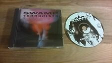 CD Gothic Swamp Terrorists - Combat Shock (14 Song) SUB/MISSION CASH BEAT