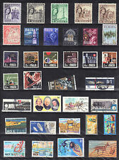 Elizabeth II (1952-Now) Used Maltese Stamps (Pre-1964)