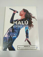 Malu Ni Un Paso Atras Pack DVD + CD 13 Exitos + BSO Documental Nuevo - 2T