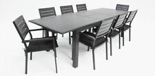 Rectangular Dining Furniture Sets with 9 Pieces