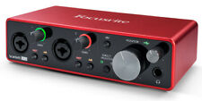 Scarlett3-2i2 - Interface Audio 2in/2out Usb-c Focusrite