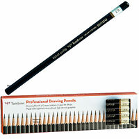 Tombow Mono 51507, 2B, Graphite Professional Drawing Pencils, Box of 12