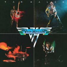 Van Halen Van Halen Vinyl LP CD Cover Bumper Sticker or Fridge Magnet