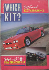 Which Kit? 03/1988 featuring NCF Diamond, Westfield, Eagle, UVA, Brightwheel