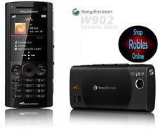 Sony Ericsson W902 Black (Ohne Simlock) 3G WALKMAN 5MP VideoCall Radio SEHR GUT