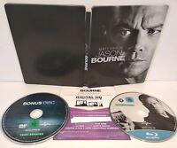 Jason Bourne - Blu Ray Steelbook Edition Special - Region B - Très bon état