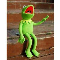 "Sesame Street Kermit the Frog Soft Stuffed plush 18"" Kids Birthday Gift Toy"