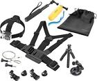 Insignia- Essential Accessory Kit for GoPro Action Camera
