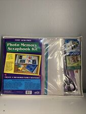 Vintage Pionner Photo Scapbook Memory Kit 1998