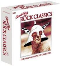 London Symphony Orchestra - Classic Rock-rock Classics 3 CD Crossover