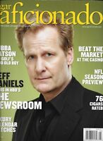 Cigar Aficionado Magazine Jeff Daniels Bubba Watson Luxury Calendar Watches Nfl