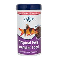 Fish Science Tropical Fish Granular Food 240g Aquarium Natural Insect Meal