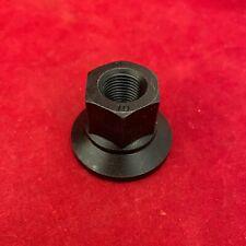 Set of 1: Dodge Ram OEM Black Oxide Steel Lug Nuts 6034726 611-296 Free Shipping