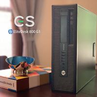 HP Custom Gaming PC | 16 GB | Intel Core i5 | GeForce GTX 1650 | SSD+2 TB HDD
