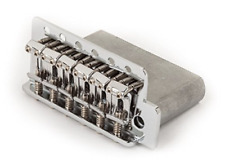 Fender 0071014049 Vintage-Style Standard Series Strat Tremolo Bridge