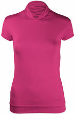 Casual Cap Sleeve Tops & Shirts Plus Size for Women