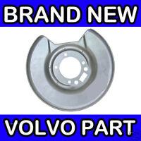 Left // Nearside V70 92-00 C70 Volvo 850 Rear Brake Disc Back Plate S70