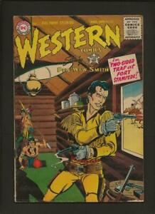 Western Comics #56 VG+ 4.5 High Res Scans