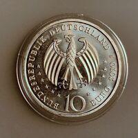 Germany - Federal Republic 10 Euro 2010 F  KM# 287   Proof