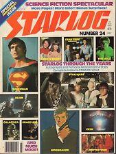Starlog July 1979 Superman, Mork & Mindy, Star Wars 022817nonDBE2