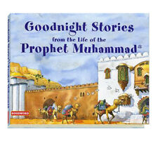 GOODNIGHT STORIES FROM THE LIFE OF PROPHET MUHAMMAD MUSLIM CHILDREN BOOKS GIFT