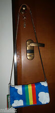 NWT*KIPLING SMALL CROSS-BODY BAG*JCDC JC de CASTELBAJAC*ZUSHI*RAINBOW PURSE