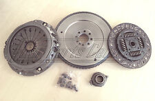 FOR PEUGEOT 406 2.0 HDI SOLID MASS FLYWHEEL CLUTCH KIT 110 BHP 2.0HDI 99-04 DUAL