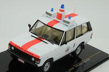 Range Rover Belgium Police IXO CLC160 1/43