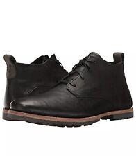 1921 Timberland Boot Company Bardstown Black Leather Plain Toe Chukka Men Sz 8