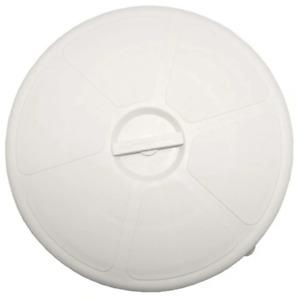 Deck Plate - Waterproof - 300mm - Round