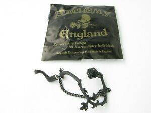 Alchemy England Gothic E276 Rose Of Passion Earring Steampunk