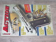 $$ Revue Action Guns N°227 Smith & Wesson 945  Rossi Pluma  Colt  Tanfoglio