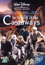 in Search of The Castaways 5017188810418 With Wilfrid Hyde-white DVD Region 2