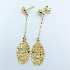 Vintage Gold Milros Earrings