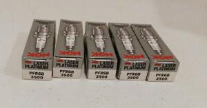 4 x NGK Laser Platinum Spark Plug - PFR6B ( 3500 )