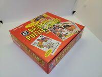 1982 Donruss Baseball Wax Box • Cal Ripken RC • Pulled from Case • 36 Nice Packs