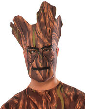 Groot Fabric Mask, Kids Guardians Of The Galaxy Costume Accessory