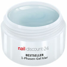 Uv-gel 1-phasen-gel klar 30ml 3-in-1 Allround Versiegler Aufbau Grundierung Haft