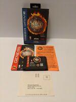 NBA Jam: Tournament Edition, Sega Mega Drive, PAL, Complete, CIB FREE P&P