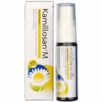 Kamillosan M Spray for toothache and inflammation in mouth 15ml