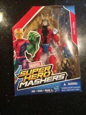 Marvel Super Hero Mashers ANT-MAN 6'' Figure Brand new Factory sealed